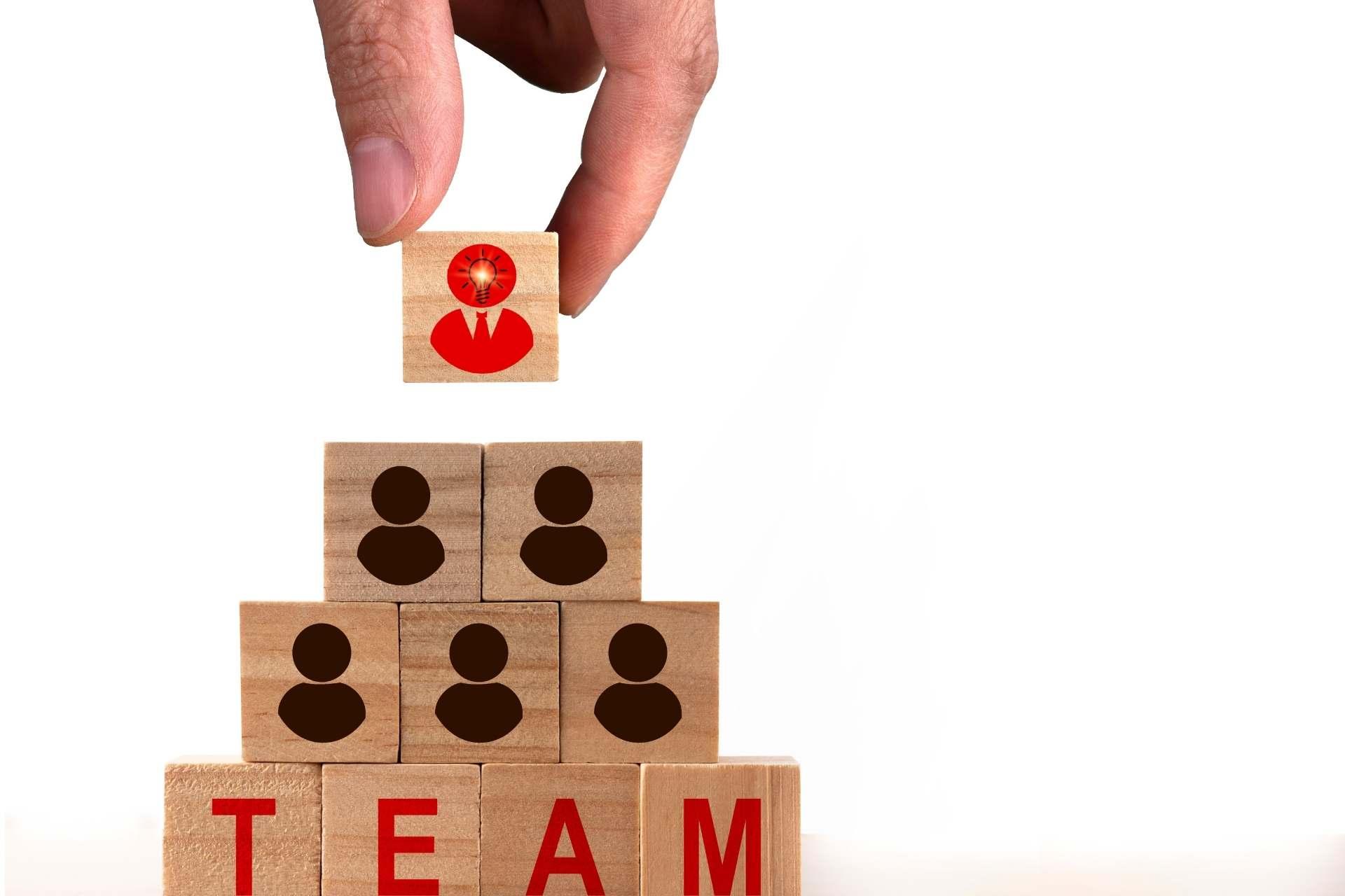 Team ontwikkeling BewegingVeroorzakers